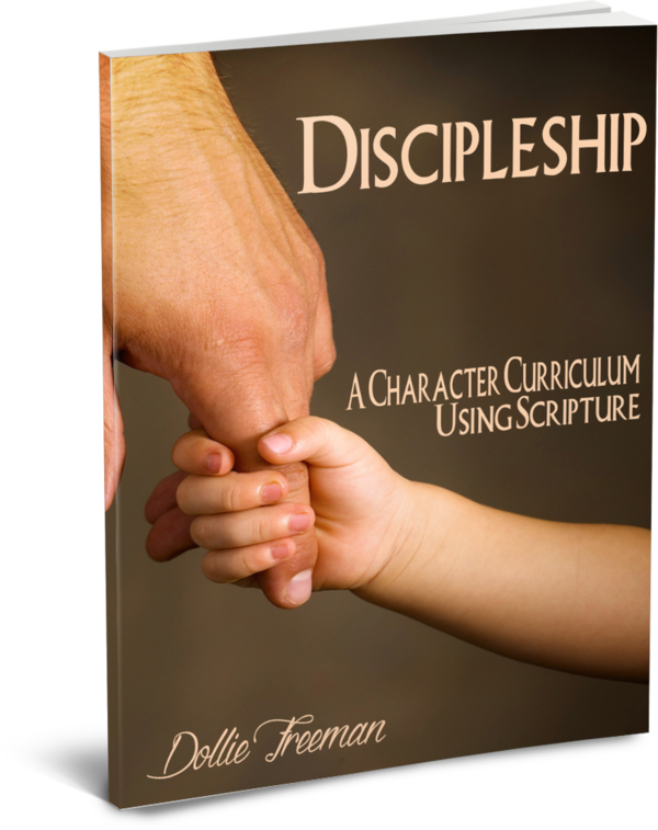 Discipleship: A Character Curriculum Using Scripture