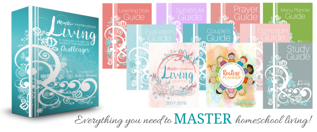 Master Homeschool Living