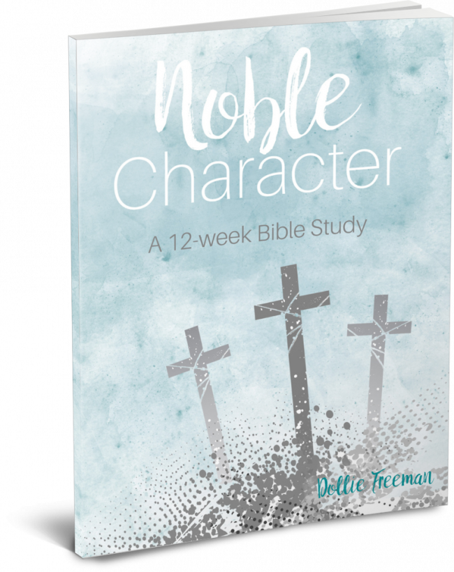 Noble Character Bible Study